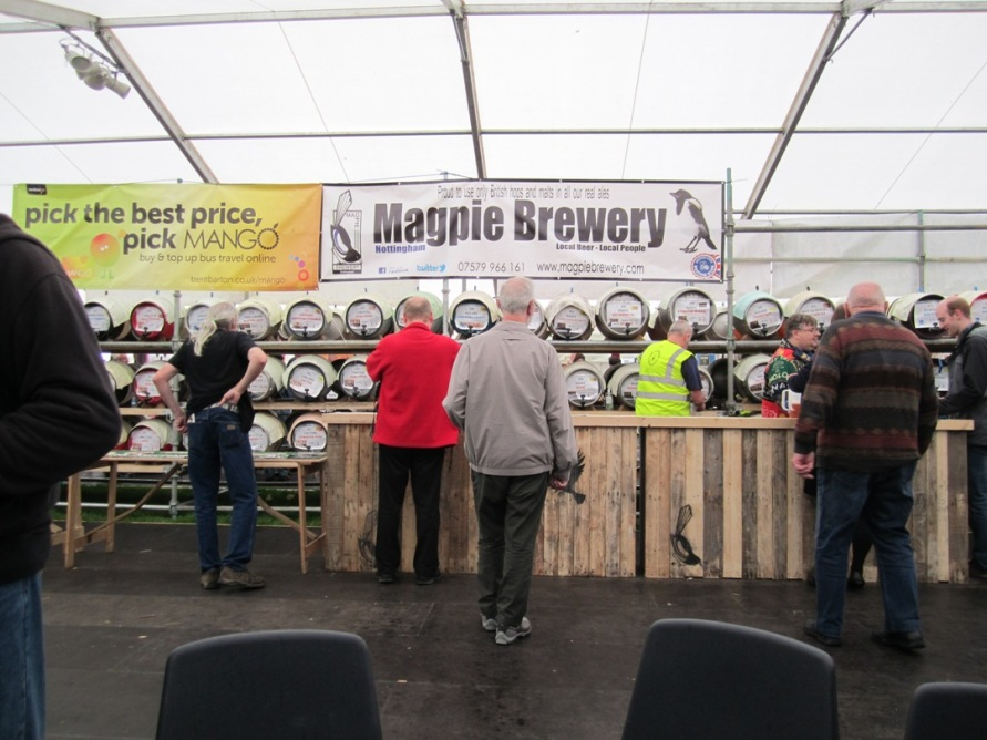 Magpie Brewery