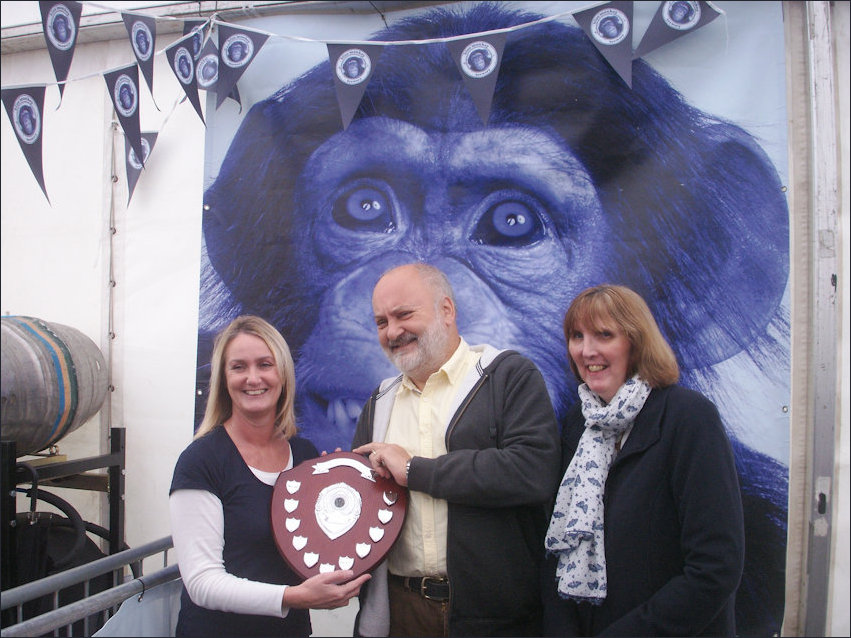 First annual award of the Spyke Golding Shield 2016