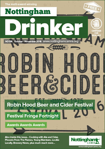 Nottingham Drinker No 136